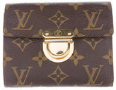 Louis Vuitton Monogram Koala Wallet