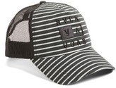 RVCA Women's Inverse Trucker Hat - Black