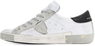 Philippe Model Prsx Glitter Bande Sneakers