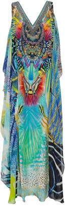 Camilla Abstract Print Beach Dress