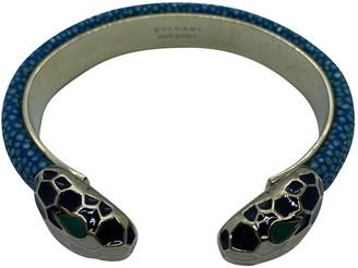 Bvlgari Serpenti Turquoise Stingray Bracelets