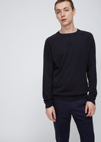 Dries Van Noten Black Hoston Tee
