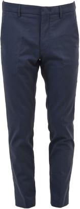 Pence Blue Slim Chino