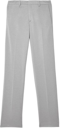 Burberry Jersey-Knit Tailored Trousers