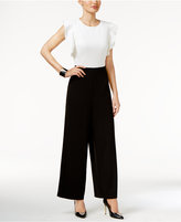 Thalia Sodi Ruffled Jumpsuit , Only at Macy's