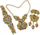 One Kings Lane Vintage Austro-Hungarian Bejeweled Parure