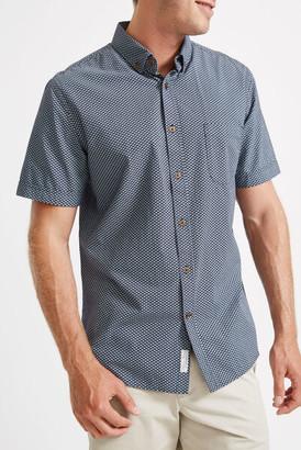 Sportscraft Birrell Short Sleeve Print Shirt