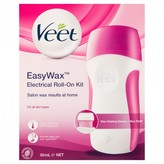 Veet EasyWax Electric Roll-On Kit 1 pack