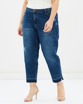 City Chic Turn It Down Jeans