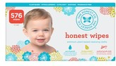 The Honest Company Infant 8-Pack Cloth Baby Wipes