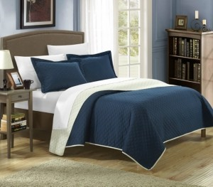 Chic Home Teresa 7 Pc King Quilt Set Bedding