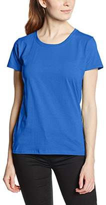 Fruit of the Loom Women's Valueweight Short Sleeve T-Shirt, (Manufacturer Size:)