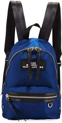 Marc Jacobs The Medium Nylon Dual-Zip Backpack Bag