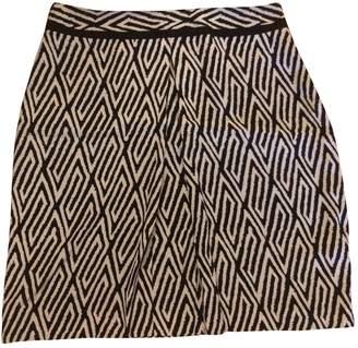 Rodier Black Silk Skirt for Women