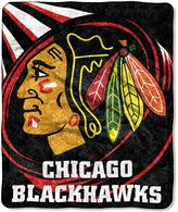 Chicago Blackhawks Sherpa Blanket