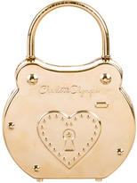 Charlotte Olympia Chastity Padlock Bag