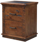 California 2 Drawer Filing Cabinet
