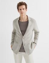 Club Monaco Sweater Blazer