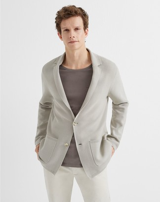 Club Monaco Sweater Blazer
