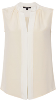 Derek Lam Core Kara Sleeveless Blouse