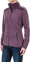 Columbia Warm-Up Fleece Jacket (For Women)