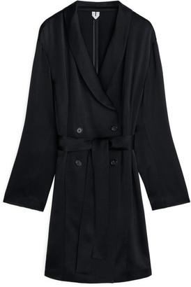 Arket Lustrous Blazer Dress
