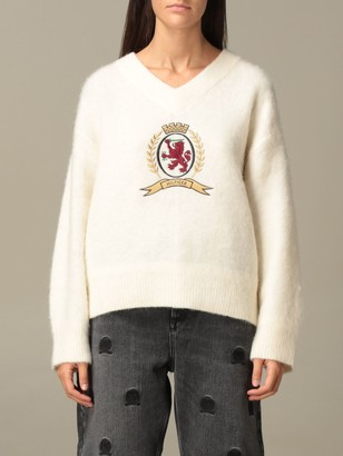 Tommy Hilfiger Sweatshirt Pullover With Emblem