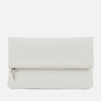 Whistles Women's Chapel Foldover Clutch Bag