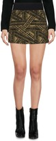 Traffic People Mini skirts - Item 35325215