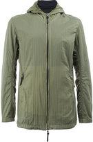 11 By Boris Bidjan Saberi hooded zip up jacket - men - Polyamide - M