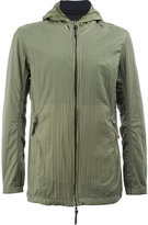 11 By Boris Bidjan Saberi hooded zip up jacket - men - Polyamide - XS