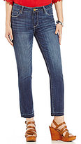 KUT from the Kloth Reece Released Hem Ankle Jeans