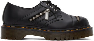 Dr. Martens Black 1461 Bex Zip Derbys