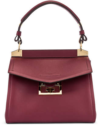 Givenchy Small Mystic Bag in Aubergine | FWRD