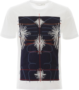 Craig Green Body Embroidered T-Shirt