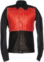 Rick Owens Denim outerwear - Item 42561263