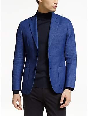 J. Lindeberg Hopper Suit Jacket, Work Blue