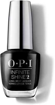 OPI Infinite Shine Gel Effect Nail Lacquer 15Ml Lady In Black