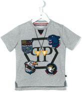 Philipp Plein 'The Plein Crew' T-shirt
