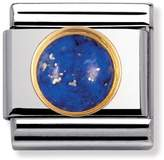 Nomination Lapis Lazuli September Birthstone Classic Charm 030503/09