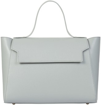 Aurora London The Cara Bag Dove Grey