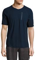 MPG Kane Zip T-Shirt