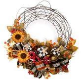 Mackenzie Childs Autumn Vine Wreath