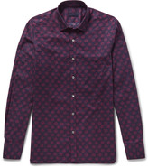 Lanvin - Printed Cotton Shirt