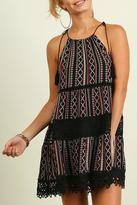 Umgee USA Rockstar Babe Dress