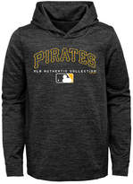 Outerstuff Pittsburgh Pirates Team Drive Fleece Hoodie, Big Boys (8-20)