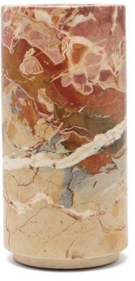 Michaël Verheyden Michael Verheyden - Buzze Marble Vase - Orange Multi