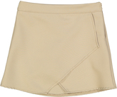 Eddie Bauer Khaki Layered Skirt - Girls