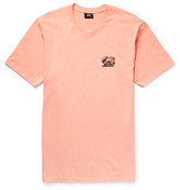 Stüssy - Giza Printed Cotton-jersey T-shirt