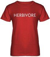 Indica Plateau Womens Herbivore Vegan T-Shirt